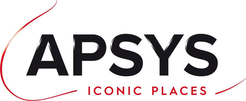 APSYS LOGO ICONIC PLACES